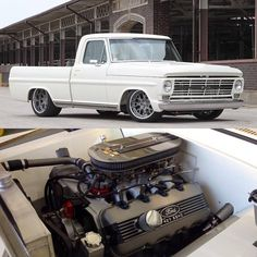 427 powered Ford stroked and lowered