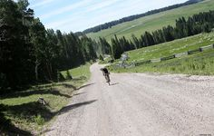 Great Gravel Bike Rides  http://www.bicycling.com/rides/adventure-guide/great-gravel-bike-rides?utm_source=BKE01