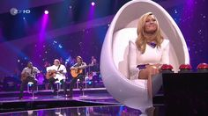 Die Helene Fischer Show in Berlin - eurovision fast komplett - gesperrt ...