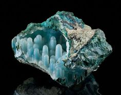 Chrysocolla In Malachite Imgur: The most awesome images on the Internet.