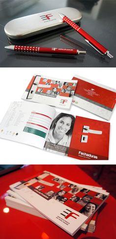 Feicon 2012 - Material promocional