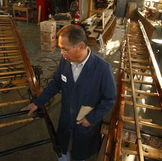 The Jerry Lee Story and San Fran's wooden ladders.