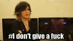How I would describe my life lately, ft. Ruki