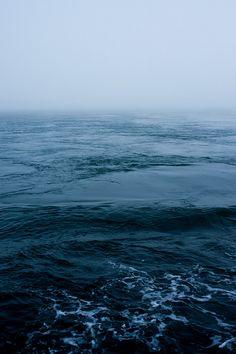 "tattooedarm: ""You must not lose faith in humanity. Humanity is like an ocean; if a few drops of the ocean are dirty, the ocean does not become dirty. Ocean Depth, Deep Blue Sea, Dark Blue, Blue Grey, Salt And Water, Water 3, Black Water, Deep Water, Sea And Ocean"