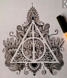 Image result for tattoo harry potter