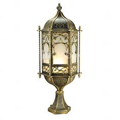 $69.29 60W Antique Inspired Table Light