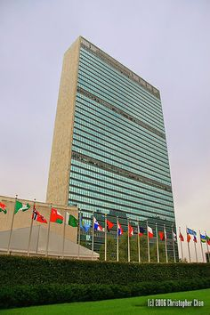 United Nations, New York City, New York