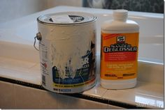 Do you hate sanding but love painting wood? did you know that you do not need to sand wood if you use a sander/deglosser?