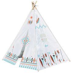 Vilac Indian Cheyenne Teepee By Ingela P. Arrhenius