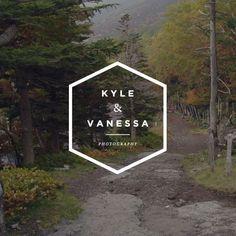 Kyle & Vanessa Photography // Branding + Design by Hey, Sweet Pea