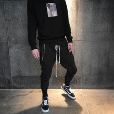 ** Streetwear daily - - - Check out our clothing label: www. Komplette Outfits, Cool Outfits, Casual Outfits, Fashion Outfits, Look Man, Urban Fashion, Fashion Sale, Paris Fashion, Fashion Fashion