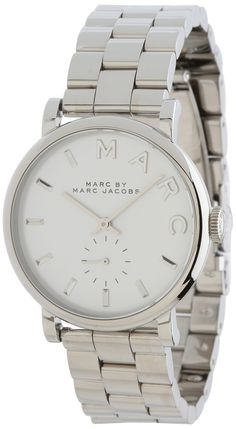 Marc by Marc Jacobs Women's Baker Watch, ON AMAZON.