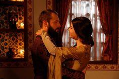 Ibrahim Pacha (Okan Yalabik) & Hatice Sultan (Selma Ergeç) ¤ The Magnificent Century ¤ Muhteşem Yüzyıl ¤ حريم السلطان