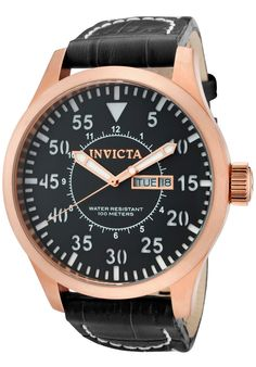 Price:$196.99 #watches Invicta 11199, The Invicta makes a bold statement with its intricate detail and design, personifying a gallant structure. It's the fine art of making timepieces.