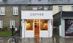 How lovely is this small coffee shop in Dublin? Definitely on our Community Coffee Travel wish list. Cafe Dublin, Dublin City, Ireland Vacation, Ireland Travel, Dublin Restaurants, Most Visited National Parks, Community Coffee, England, Like A Local