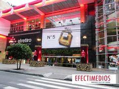 Publicidad Exterior en fachadas de Centros Comerciales Haz clic y echa un vistazo: http://www.efectimedios.com/htm/contenido.php?pid=0&id=6&bid=199