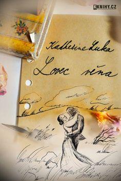Titulka pro novou knihu Katherine Luka - Lovec věna