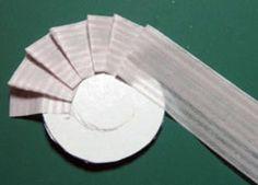 マスキングテープでお洒落にDIY♪ロゼットリボンの作り方 - Weboo
