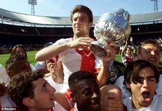 Michael Laudrup at Ajax, 1998