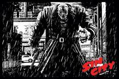 Sin City Comic | SIN CITY: MARV | Flickr - Photo Sharing!