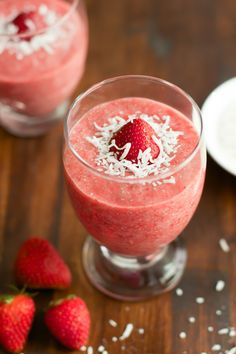 Valentine's Day Raspberry Chia Pudding - Primavera Kitchen