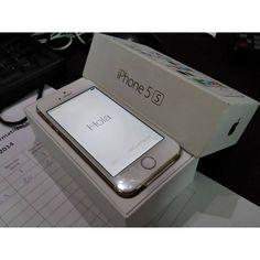 Apple iPhone 5S Gold à 1,200DT