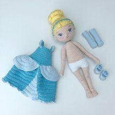Crochet amigurumi Ci
