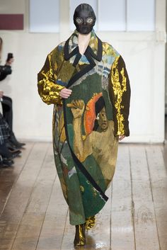 Maison Martin Margiela Spring 2014 Couture - Collection - Gallery - Look 1 - Style.com