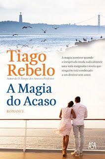 Sinfonia dos Livros: Novidade ASA | A Magia do Acaso | Tiago Rebelo