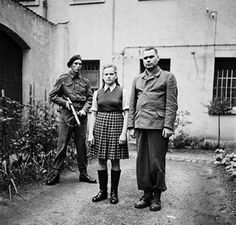 . Irma Grese This Nazi woman tortured and killed Jewish women who were more attractive than herself. She believed she would have a career in the movies once Germany won World War II, but instead was hanged for her crimes in 1945.