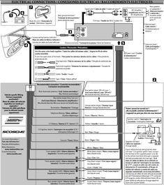electrical wiring aftermarket stereo wiring diagram jvc radio wire rh pinterest com schematic diagram crossword schematic diagram vs single line diagram