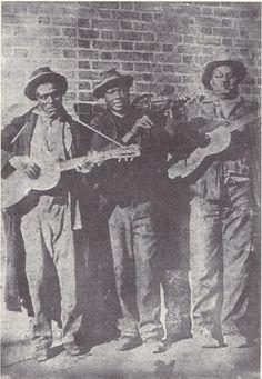 Peg Leg Howell and his gang
