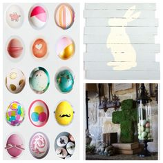 Easter montage ideas
