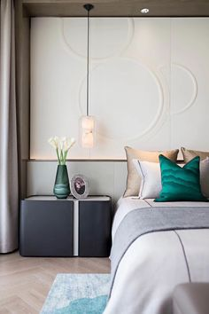 45 Bedroom Decor To Copy Now - Home Decoration Experts Home Decor Bedroom, Modern Bedroom, Cheap Home Decor, Interior Design, House Interior, Bedroom Trends, Furniture Design, Interior, Luxurious Bedrooms