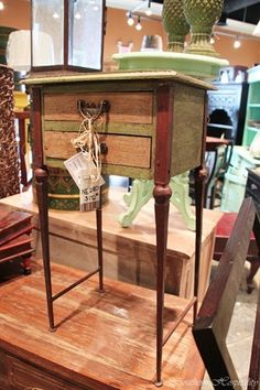 Nadeau side table