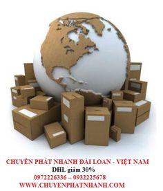 Chuyển phát nhanh quốc tế qua Đài Loan| Quảng Ninh, Bắc Ninh | DHL