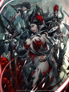 Artist: Jung Myung Lee aka rupid79 - Title: 064 armor - Card: Unknown