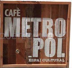 Restaurante espacio cultural Café Central en Tarragona