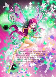 Fluttering Soul by Galistar07water.deviantart.com #WinxClub
