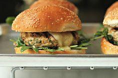 Milk and Honey: Tex-Mex Chicken Burgers
