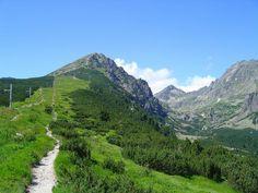 Slovakia, High Tatras - Mlynická Valley