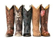 Now these are some stylish cowgirl boots! | western collection ...