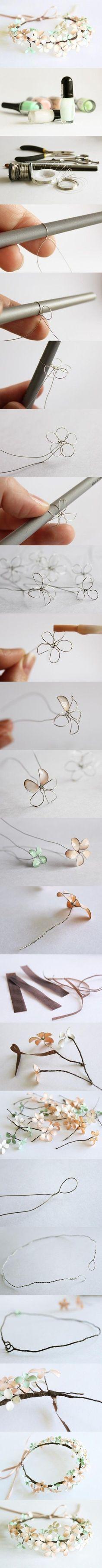 11 Coronas de flores que puedes hacer tú misma sin lucir como un florero