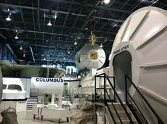 Thanks to Space Camp for the great tour today! It was awesome to be back. by @txflygirl, via Flickr