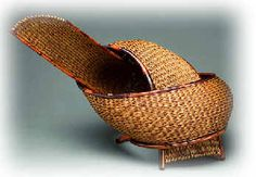 Japanese basket.