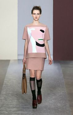 Marni x Gary Hume Quirky and Mod.