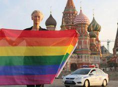 Wentworth Miller, Tilda Swinton, Lady Gaga y otras estrellas en contra de la discriminación gay en Rusia