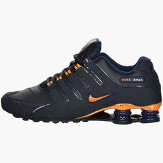 Mens Nike Shox NZ US … – Meg's High Heels, Sandals, Slippers, Boots, and Shoes – Join in the world of pin Mens Nike Shox, Nike Shox Shoes, Nike Shox Nz, Nike Heels, New Nike Shoes, Nike Shoes Cheap, Sneakers Nike, Cheap Nike, Nike Shocks