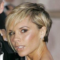Victoria Beckham's hair history   Victoria Beckham Hairstyle ...