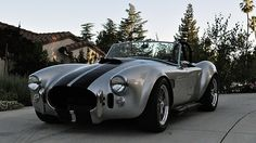 1962 Shelby Cobra Replica 408/465 HP, 5-Speed presented as lot T107 at Monterey, CA 2015 - image1